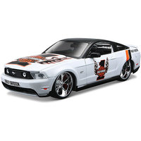 M J Toys Maisto 1:24 Scale Harley Davidson Ford Mustang GT #1 2011