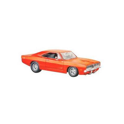 Maisto 1:25 AL 1969 Dodge Charger R/T: Assembly Line Model Kit
