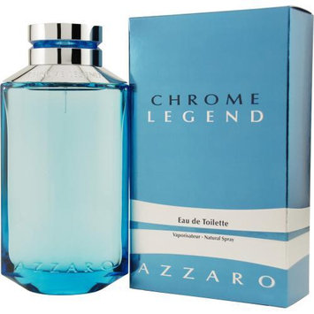 CHROME LEGEND by Azzaro EDT SPRAY 2.6 OZ for MEN