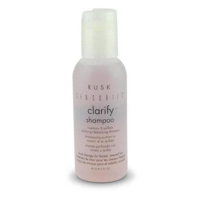 Rusk Sensories Clarify Shampoo, 2 oz