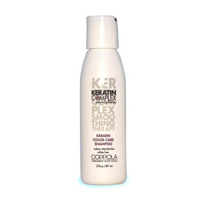 Coppola Keratin Color Care Shampoo 3.0z