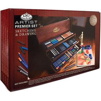 Royal Langnickel Royal Brush Artist Premier Set, Sketching & Drawing