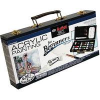 Alvin & Company Alvin RSET-ACRY3000 Acrylic Painting Beginner Box Set