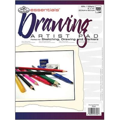 Royal Brush Essentials Artist Paper Pad, 9