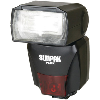 ToCAD Sunpak PZ42N Flash Light - i-TTL - 69ft Range