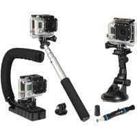 Sunpak Action-5 5-piece Action Camera Accessory Kit