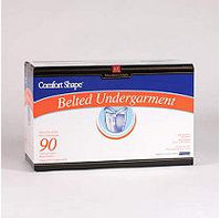 First Quality Hygienic Member's Mark® Comfort Shape® Undergarment -90 ct.