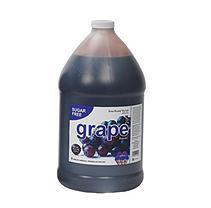 Gold Medal Sugar Free Ready To Use Cherry Sno Kone Syrup (4) 1 gallon