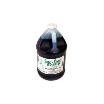 Sno-Kone 1 Gallon Orange Flavored Syrup (1228) - 4 Pack