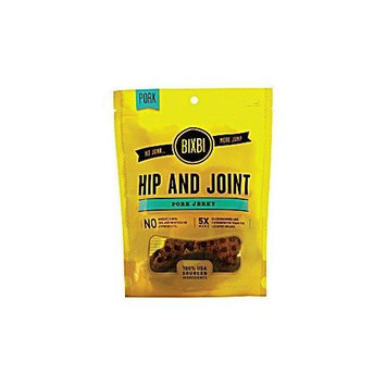 Organic Pet Superfood Bixbi Hip and Joint Jerky Dog Treat Pork