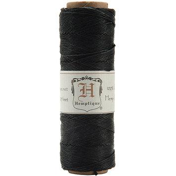 Hemptique HS10NA Hemp Cord Spool 10 No. 205 Feet-Pkg-Natural
