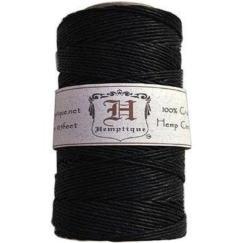 Hemptique HS20NA Hemp Cord Spool 20 No. 205 Feet-Pkg-Natural