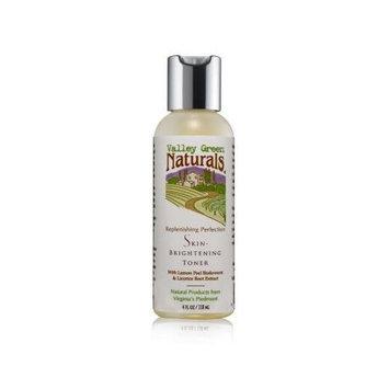 Valley Green Naturals - Replenishing Perfection Skin Brightening Toner - 4 oz.
