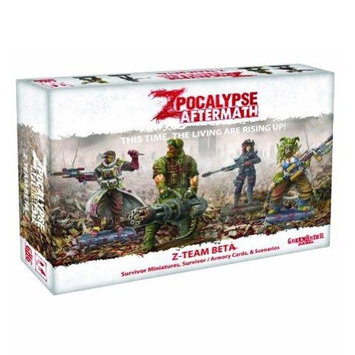 Greenbrier Games 11 Zpocalypse - Aftermath - Z-Team Beta Pack