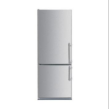 Liebherr CS1401 14.0 Cu. Ft. Stainless Steel Counter Depth Bottom Freezer Refrigerator - Energy Star - Left Hinge