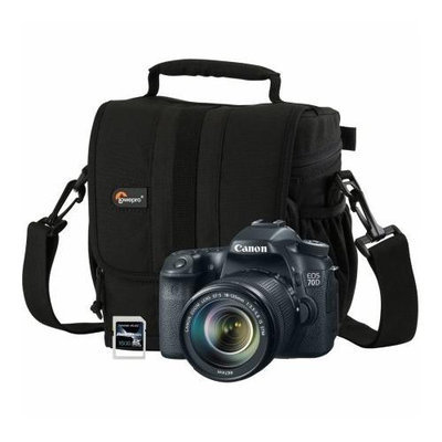 Canon 8469B016-3-KIT EOS 70D Digital Camera with EF-S 18-135mm IS 16GB SD Card with Case (LP36106-0WW)