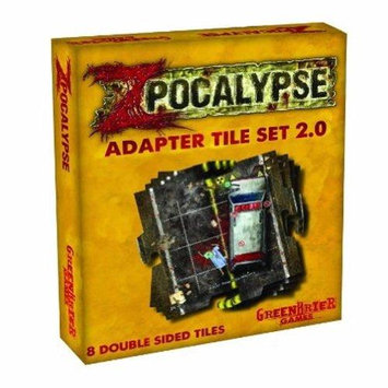 Greenbrier Games 14 Zpocalypse - Adapter Set 2.0