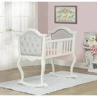 Orbelle Trade Inc Orbelle Lola Upholstered Cradle