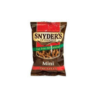 Advantus Chips and Snack Foods Snyder Pretzel, 1.5 Ounce