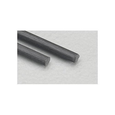 Midwest Products Co. 5703 Carbon Fiber Rod .050 24 (2) MIDR5703