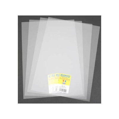 Midwest Super Sheets - Clear PVC 005