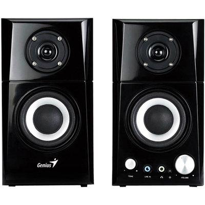 Genius 31730918100 SPHF500A 14W Wood Speakers