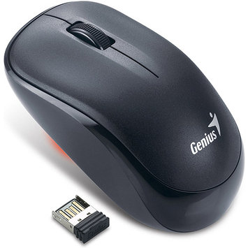 Genius Kye Genius 31030023102 Wireless Optical Traveler 2.4GHz 1000dpi USB Mouse