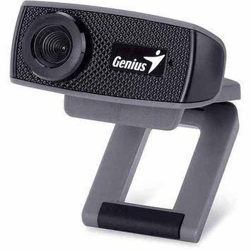 Genius Facecam 1000x Webcam - 1 Megapixel - 30 Fps - USB 2.0 - 1280 X 720 Video - Cmos Sensor - Manual Focus - 3x Digital Zoom - Widescreen - Microphone - Computer Notebook (32200223101)