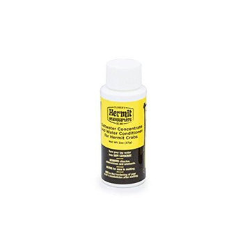 Flukers FLUKER'S Hermit Crab Saltwater Concentrate & Conditioner 2 Oz.