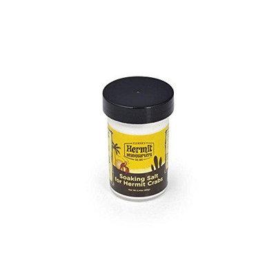 Flukers FLUKER'S Hermit Headquarters Hermit Crab Soaking Salt 2.4 Oz. White