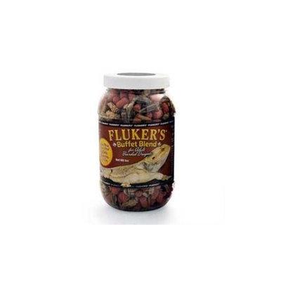 Fluker Labs SFK76040 Adult Bearded Dragon Buffet Blend
