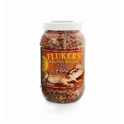 Fluker Labs Fluker Juvenile Bearded Dragon Buffet Blend 4 Oz