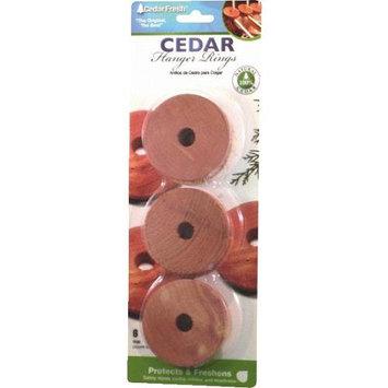 Cedar Fresh Cedar Hanger Rings