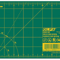 Olfa Gridded Cutting Mat-6 X8'