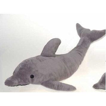 FIESTA A06414T 40 in. Jumbo Stuffed Dolphin Toy