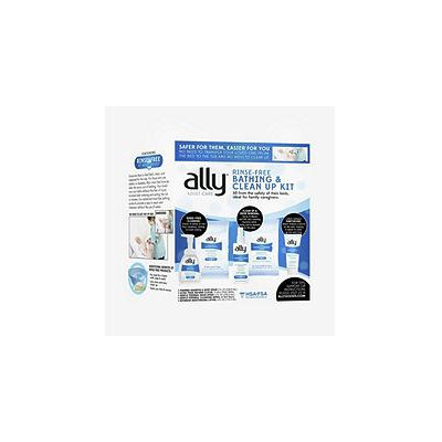 ALLY Rinse Free Bathing & Clean Up Kit