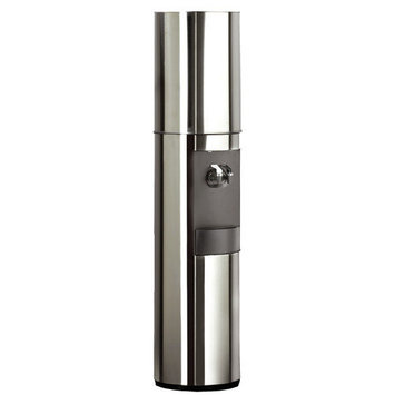 Aquaverve Water Coolers S2 Stainless Steel NSF Approved Bottled Water Cooler Temperature: Hot/Cold