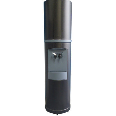 Aquaverve Water Coolers Fahrenheit Water Cooler -Black with Black Trim Kit - Hot/Cold