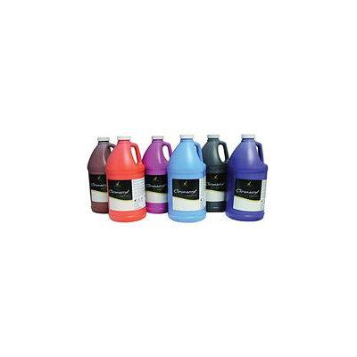 Chroma Chromacryl Non-Toxic Premium Acrylic Paint, .5-Gallon, Set of 6