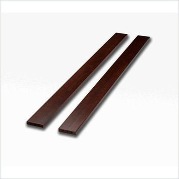 Sorelle 215-E Full Bed Conversion Rails - Espresso
