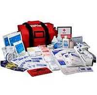 First Aid Only First Responder Kit - 158 Pieces