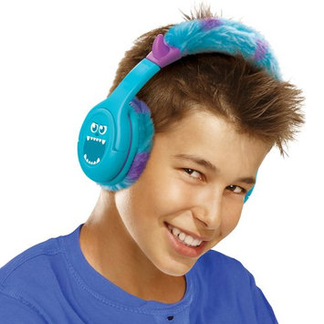 Kid Designs MU-141 Scary Hairy Sully Headphones