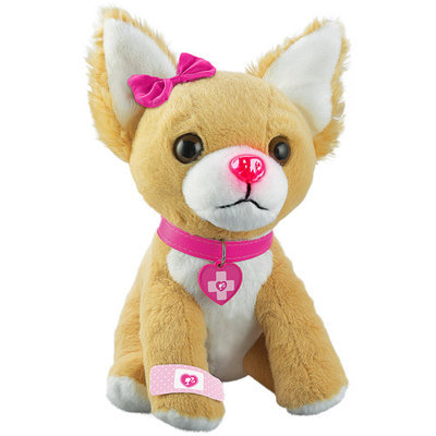 Kid Designs Barbie Hug n Heal Pet Doctor Kit Chihuahua