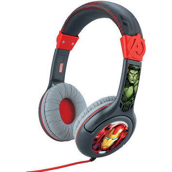 Marvel Avengers Youth Headphones by eKids AV-140.EX