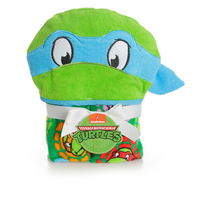 Teenage Mutant Ninja Turtles Infant Hooded Towel