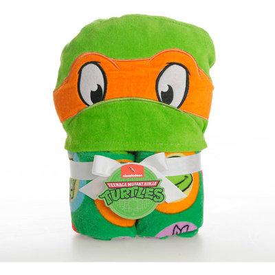 Teenage Mutant Ninja Turtles Toddler Hooded Towel