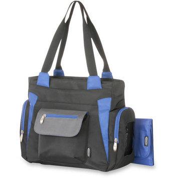 Graco Smart Organizer System Tote Diaper Bag