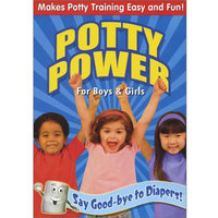 Big Kids Productions Potty Power for Boys & Girls