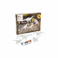 Wild Republic Paint & Play - Dinosaur Set 1