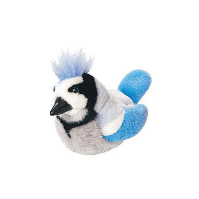 Wild Republic WR78518 Blue Jay Plush Toy